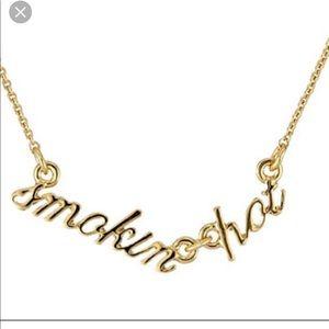 Kate Spade Smokin Hot Necklace